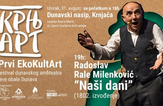 KRNJART, prvi EkoKultArt festival