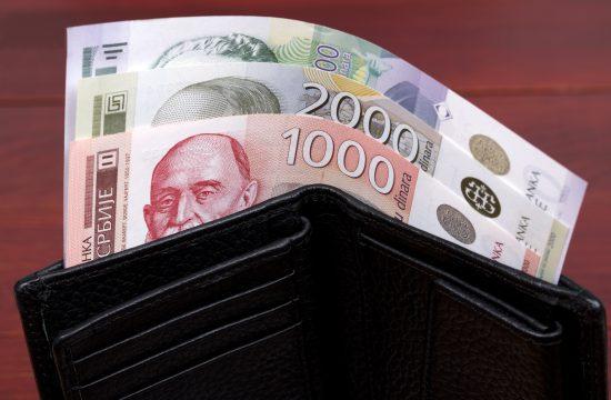 Novac, kućni budžet