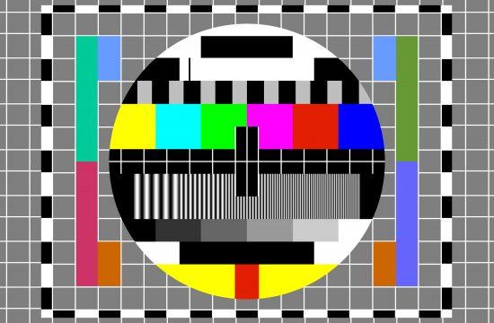 Bez signala, tv, televizija