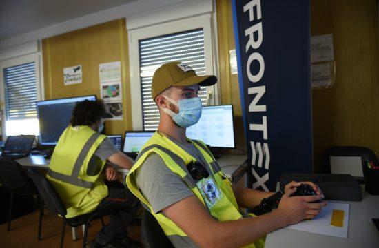 Fronteks, Frontex