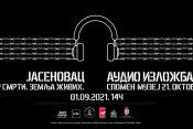 Audio izlozba ''Jasenovac- logor smrti , zemlja zivih'' Kragujevac