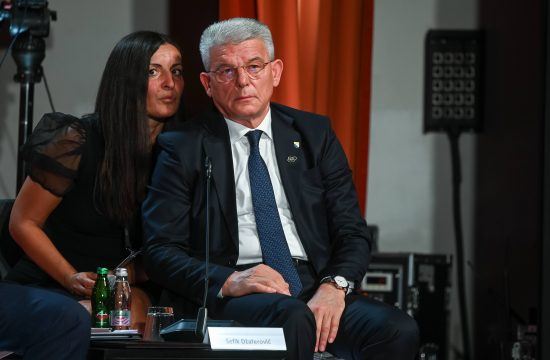 Šefik Džaferović Bled