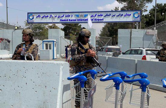 Kabul aerodrom