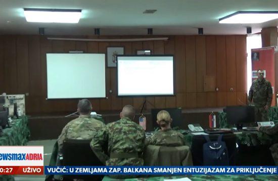 Nato, Da li je vojna neutralnost Srbije dugoročno održiva, prilog, emisija Pregled dana Newsmax Adria
