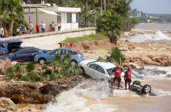 Španija poplava