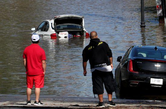 Njujork New York poplava