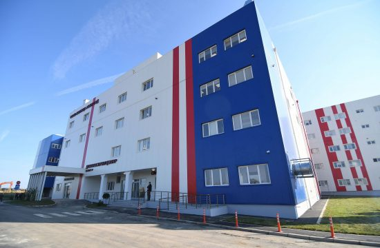 Novi Sad kovid bolnica