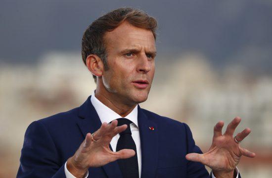 Emanuel Makron Emmanuel Macron