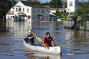 Njujork uragan Ida poplava