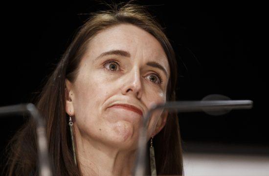 Džasinda Ardern,Novi Zeland, Okland, teroristički napad supermarket