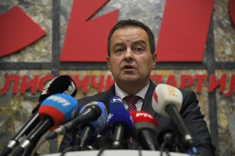 Ivica Dacic SPS Socijalisticka partija Srbije