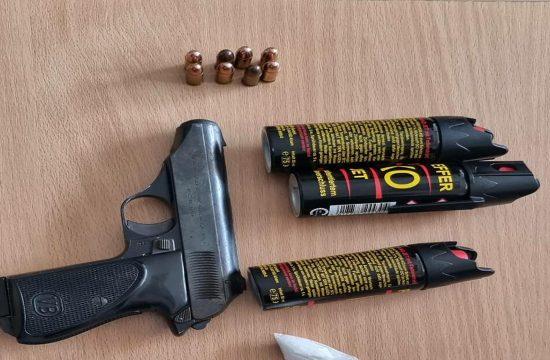 Crna Gora oduzeto oruzje
