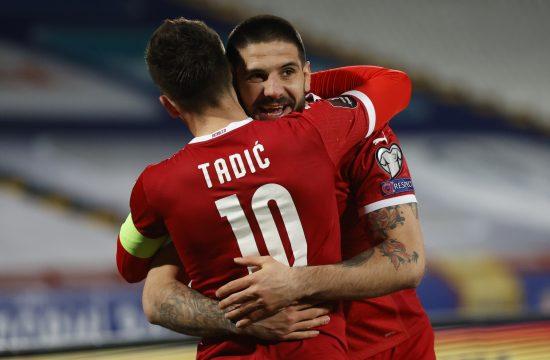 Dušan Tadić i Aleksandar Mitrović