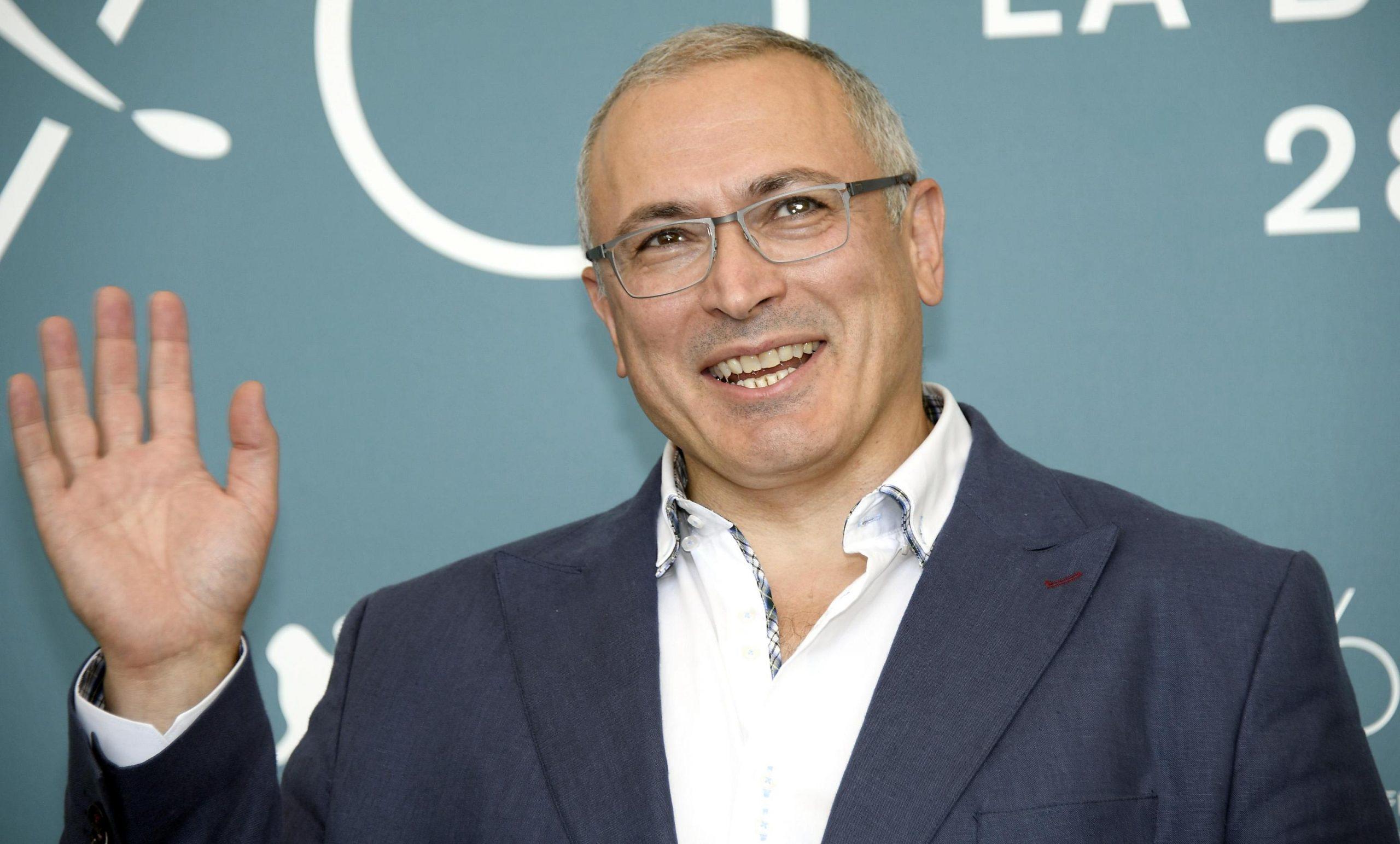 Mihail Hodorkovski Mikhail Khodorkovsky