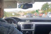 Crna Gora, 04.09.2021. Donji Kokoti, put do Cetinja, na putu do Cetinjia, dan pred ustoličenje Joanikija, Joanikije