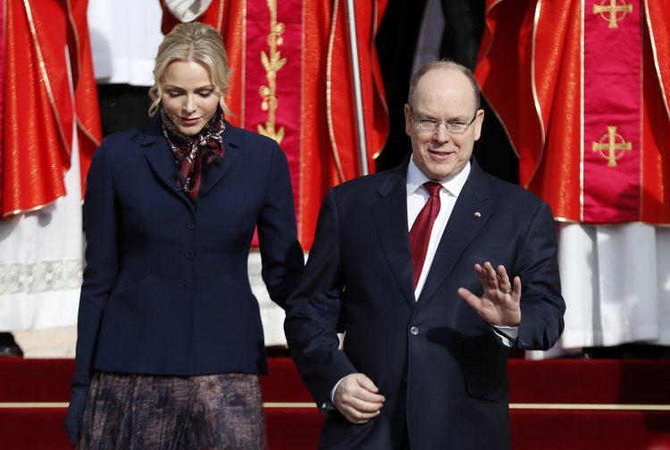 Princeza Šarlin i princ Albert