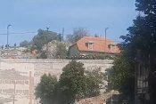 Crna Gora, na putu ka Podgorici, Podgorica, policija, sukob policije sa demonstrantima, demonstranti