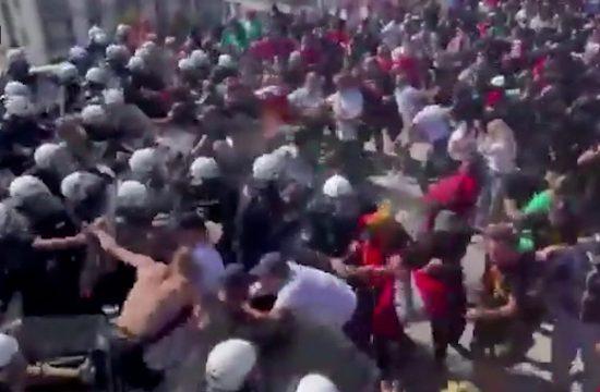 Sukob u Cetinju