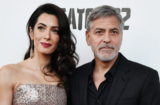 Džordž i Amal Kluni George Clooney Amal Clooney