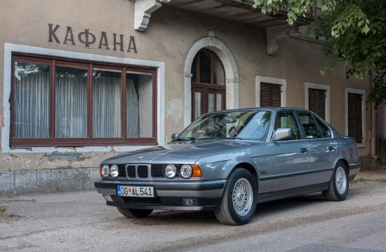 BMW, oldtimer, e39, auto, automobil