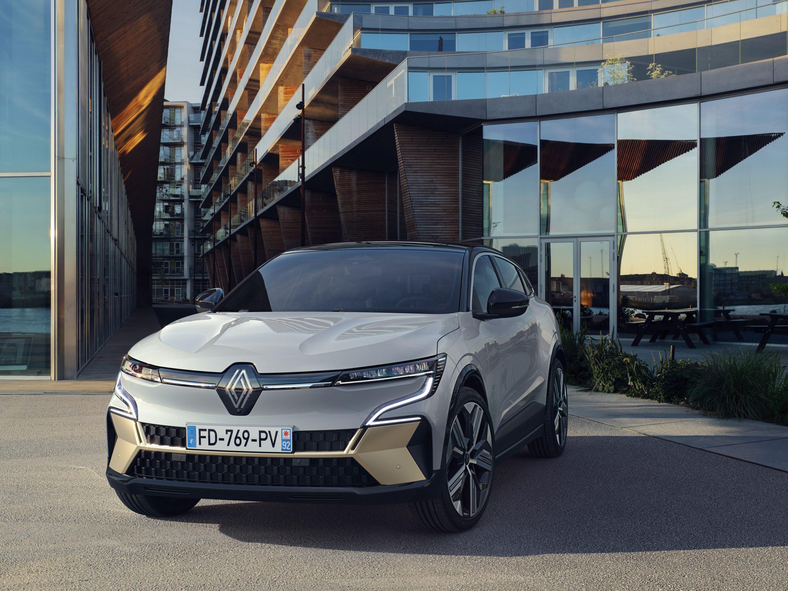 Megane, SUV, auto, automobil Renault