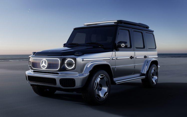 G-Klasa, EQG, auto, automobil Mercedes-Benz