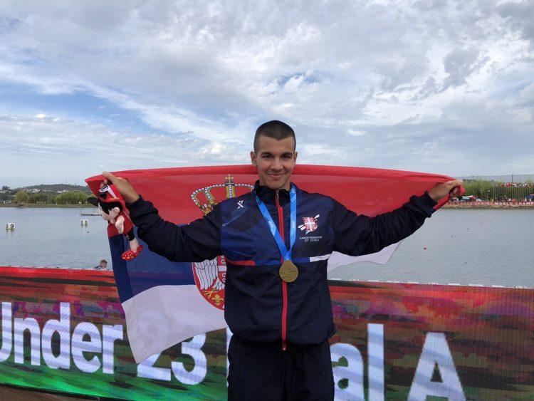 Bojan Zdelar zastava Srbije
