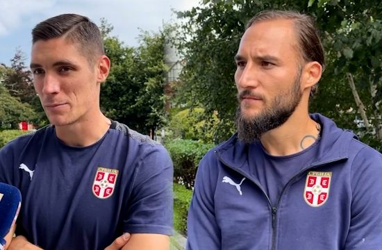 Milenković i Gudelj o Irskoj