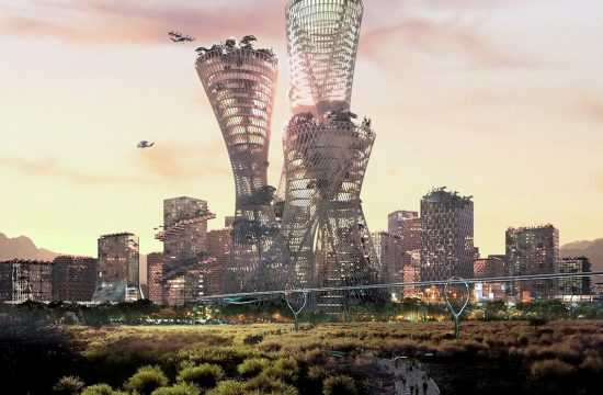 grad budućnosti telosa,