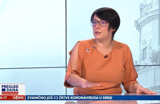 Pregled dana Maja Stojanovic