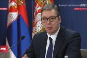 Aleksandar Vucic konferencija za medije