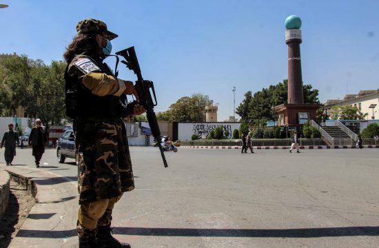 Avganistan Kabul Talibani