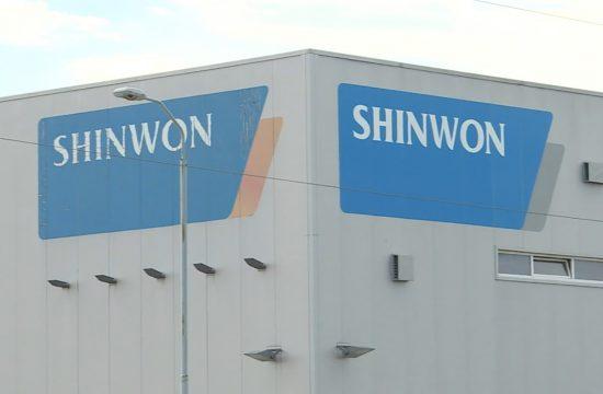 Fabrika automobilskih instalacija Sinvon Nis Shinwon