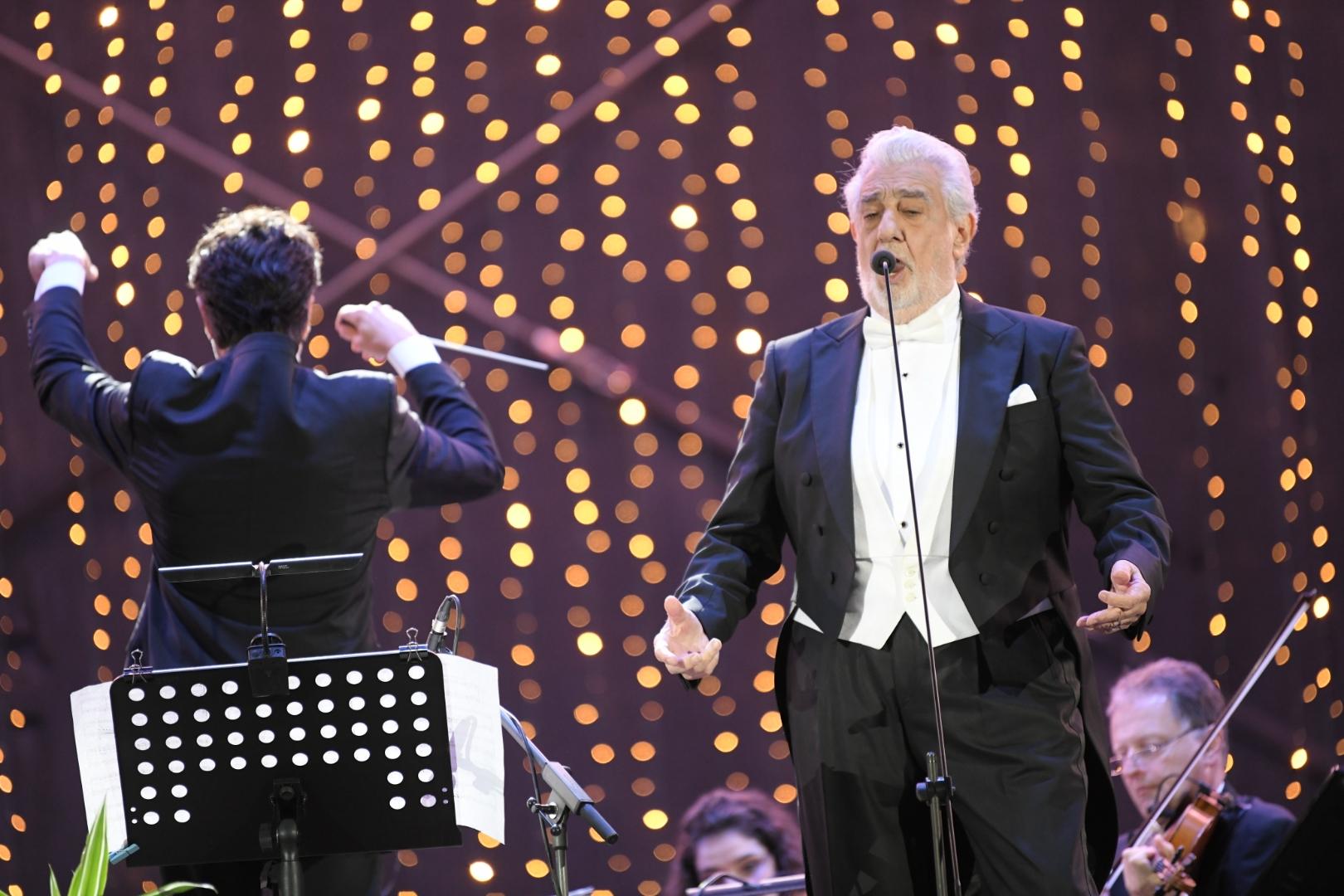 Plasido Domingo koncert