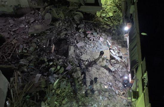 Egipat, Kairo, zgrada, srušila se zgrada u blizini Kaira