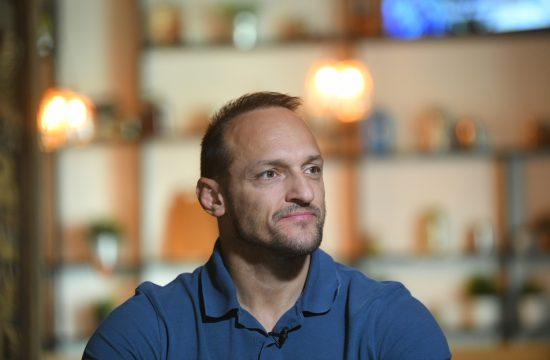 Igor Rakočević, košarkaš, intervju