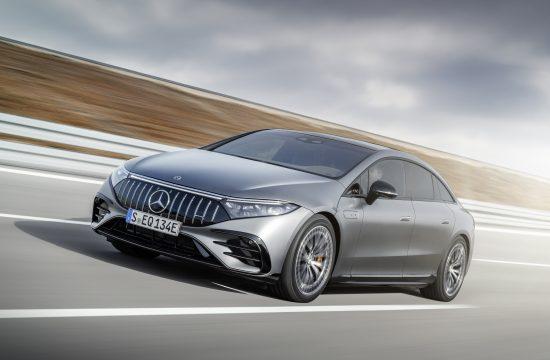 EQS, AMG, auto, automobil Mercedes