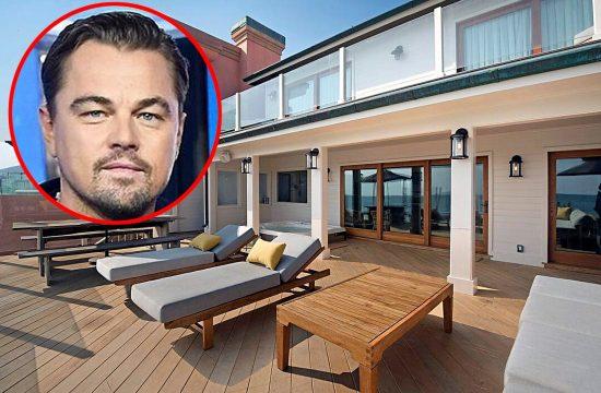 Leonardo DiCaprio Leonardo DiKaprio kuća