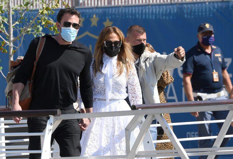 Ben Aflek i Dženifer Lopez Ben Affleck Jennifer Lopez Venecija Venice