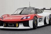 Mission R, koncept auto automobil Porsche
