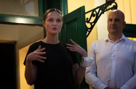 Cacak izlozba Eve Van Tongeren