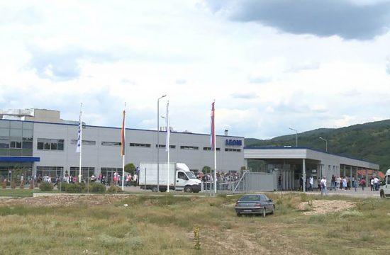 Fabrika Leoni Kraljevo
