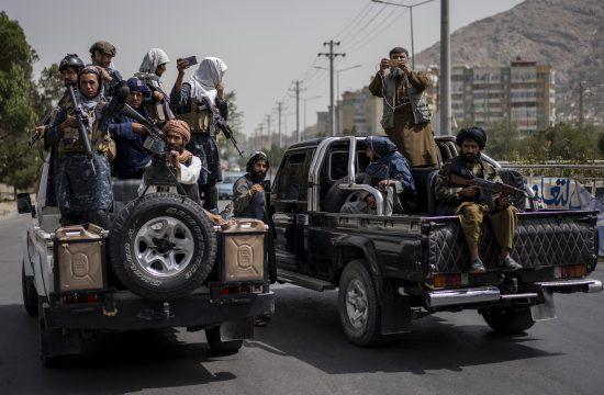 Kabul talibani Avganistan