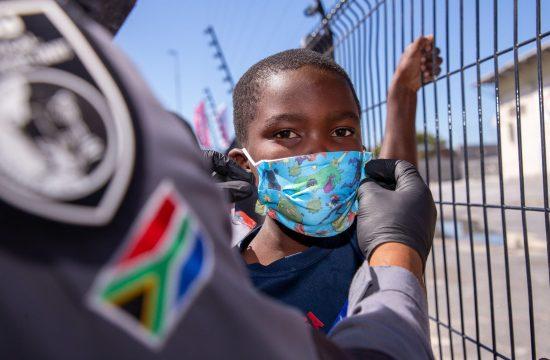 Juzna Afrika deca vakcina
