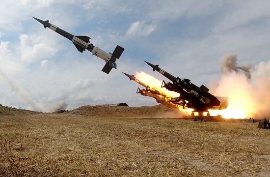 Bugarske vojna vežba