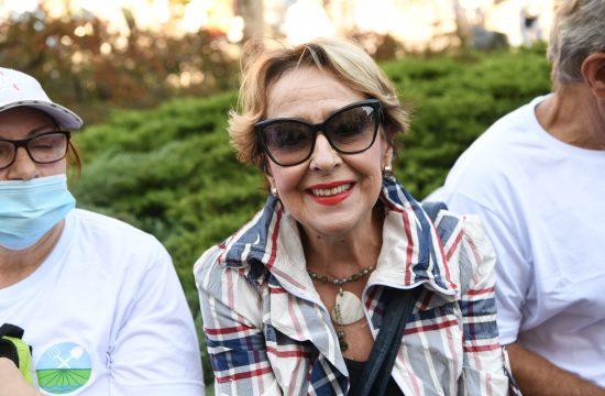 Svetlana Ceca Bojkovic, Ekoloski protest Ustanak za opstanak