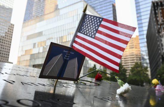 Njujork komemoracija 20 godina od teroristickih napada u Njujorku, SAD