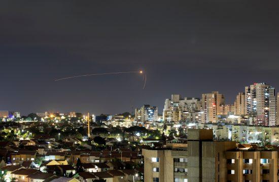 Izrael, Gaza, raketa
