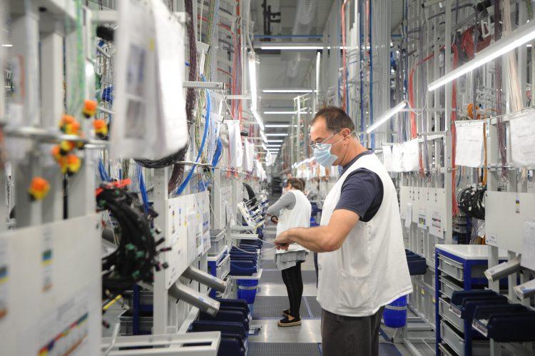 Kraljevo fabrika Leoni