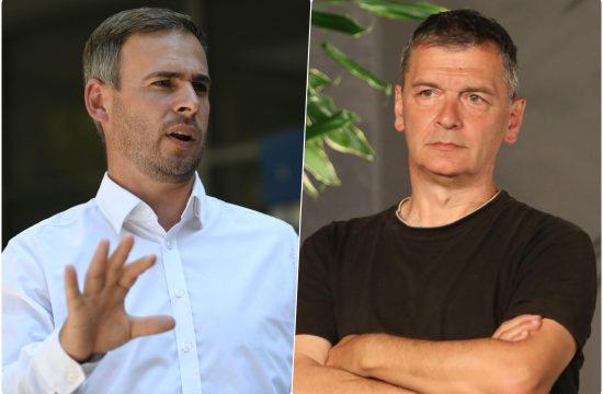 Miroslav Aleksic i Aleksandar Jovanovic Cuta